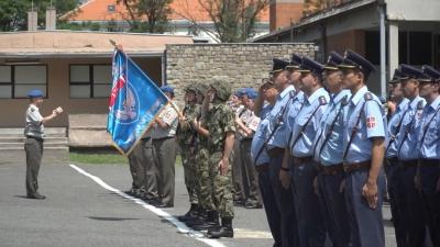 Svečanost povodom Dana 126. brigade VOJIN