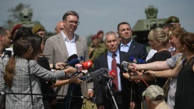Izjava ruskog ambasadora Bocan-Harčenka