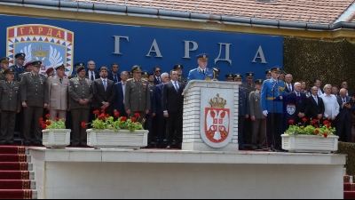 Обраћање генерал-мајора Миломира Тодоровића