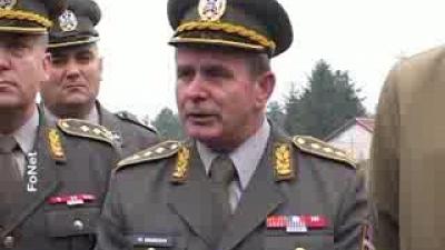 Одговори на питања новинара - генерал Милетић о рејтингу ВС