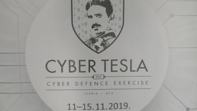 "Multinacionalna vežba ""Cyber Tesla 2019"""
