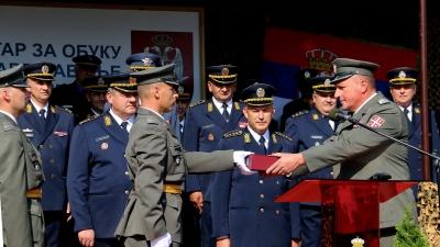 Svečanost povodom promocije novih podoficira Vojske Srbije