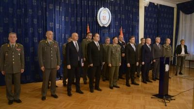 Министар Вулин о наоружавању Војске Србије
