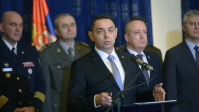 Министар Вулин о вежбама и међонародној војној сарадњи