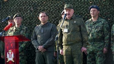 Lieutenant General Yuri Nikolaevich Grekhov