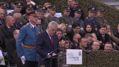 Говор председника Николића – четврти део