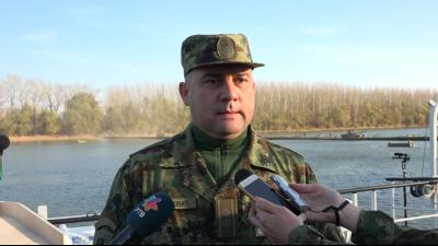 Вежба Век победника 1918-2018: Изјава потпуковника Драгана Радаковића