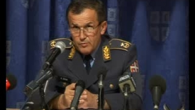 Генерал Живак о техничким узроцима пада авиона