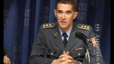Изјава пуковника Предрага Бандића, помоћника команданта ВиПВО за операције