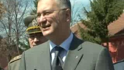 Министар Шутановац у посети Нишу