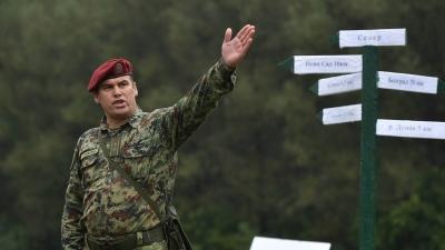 Lieutenant Colonel Nenad Bulatović