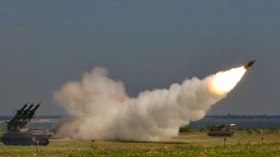 Гађање циљева ракетним системима НЕВА и КУБ