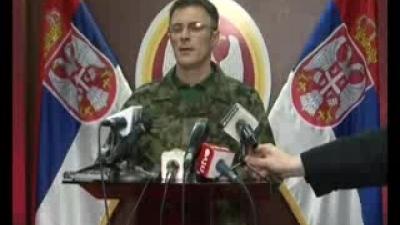 Конференција за медије команданта Копнене војске
