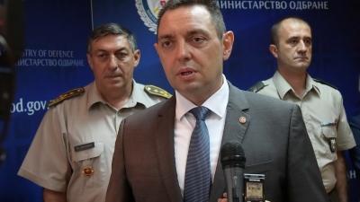 Министар Вулин: Грађани Србије могу да се ослоне на своју војску