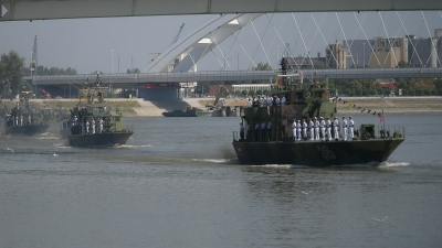 Day of River Units and River Flotilla Marked