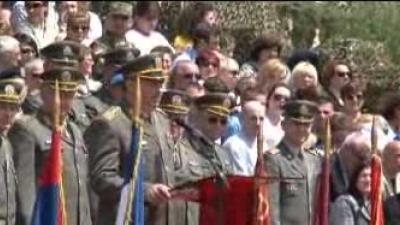 Obraćanje generala Ljubiše Dikovića