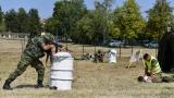 Обилазак обуке јединица за учешће у мисији УНИФИЛ