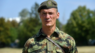 Kapetan Željko Petrović