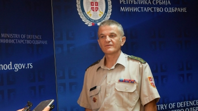 Pukovnik Radovan Gajić