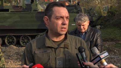 Провера спремности Специјалне бригаде и Речне флотиле за вежбу Век победника 1918-2018