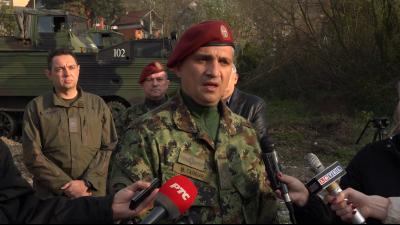 Изјава генерала Талијана
