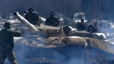 """Taktička vežba Četvrte brigade """"Sadejstvo 2018"""", prvi deo"""