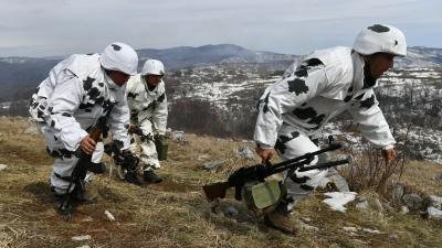 "Taktička vežba Četvrte brigade ""Sadejstvo 2018"", drugi deo"
