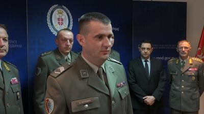 Старији водник прве класе Зоран Петровић