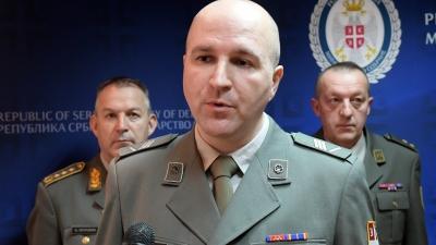 Старији водник прве класе Саша Анђелковић