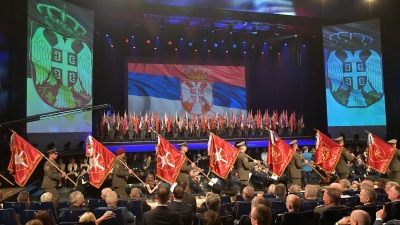 Solemn observance on Serbian Armed Forces Day