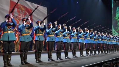 Svečana akademija povodom Dana Vojske Srbije
