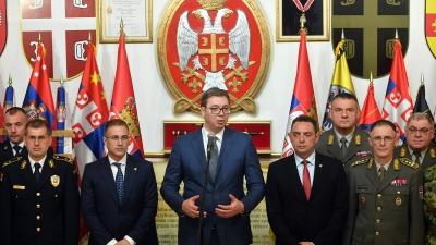 Обраћање председника Републике Александра Вучића, први део