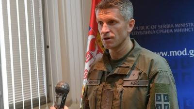 Captain Slobodan Ivković