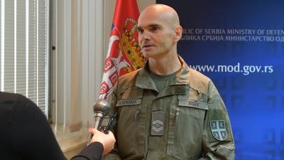 Master Sergeant Igor Vuković