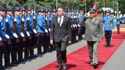 Анализа способности Војске Србије за 2017. годину