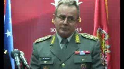 Сусрет команданта Националне гарде Охаја и генерала Милетића