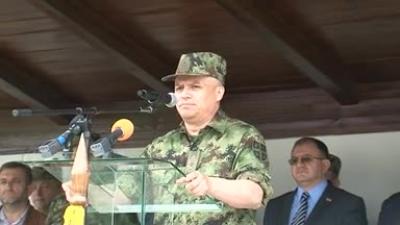 Svečani ispraćaj pripadnika Vojske Srbije u multinacionalnu operaciju u Libanu