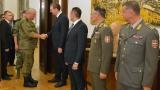 Састанак са делегацијом министарстава одбране Руске Федерације и Републике Белорусије