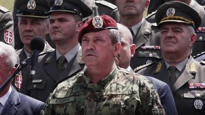 Генерал-мајор Илија Тодоров