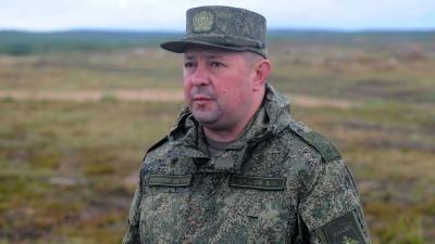 Генерал-мајор Владислав Јершов