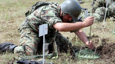 Такмичење у индивидуалним војничким вештинама у Сомбору