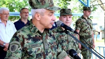 Brigadni general Dejan Janković otvara takmičenje u individualnim vojničkim veštinama