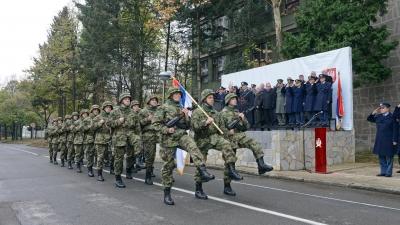 Прославa Данa 250. ракетне бригаде за ПВД