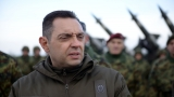 Minister Vulin and General Cvetković Visited 250th Air Defence Missile Brigade