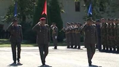 Ceremony in Valjevo