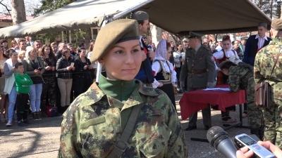 Војник Милица Јовановић