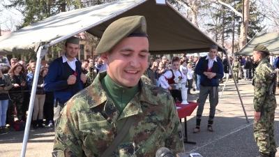 Војник Бранко Јеремић
