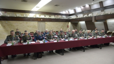 Joint Session of the Boards of the Minister of Defence and Chief of General Staff