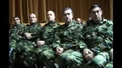 Конференција за новинаре министра одбране и начелника Генералштаба ВС у Нишу