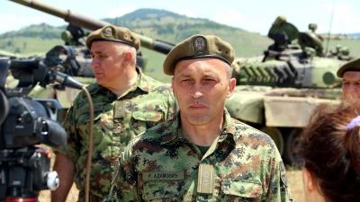 Potpukovnik Rade Adamović